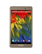 "Casper Via S8 16GB 8"" IPS Tablet Gold (Casper Garantili)"